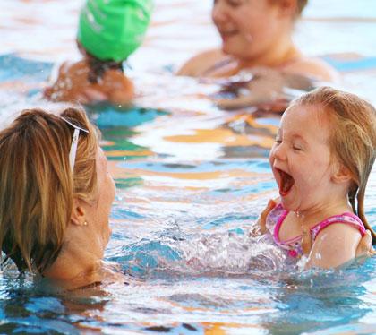 Hammy's Little Swimmers